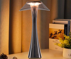 Battery-operated LED Lamp