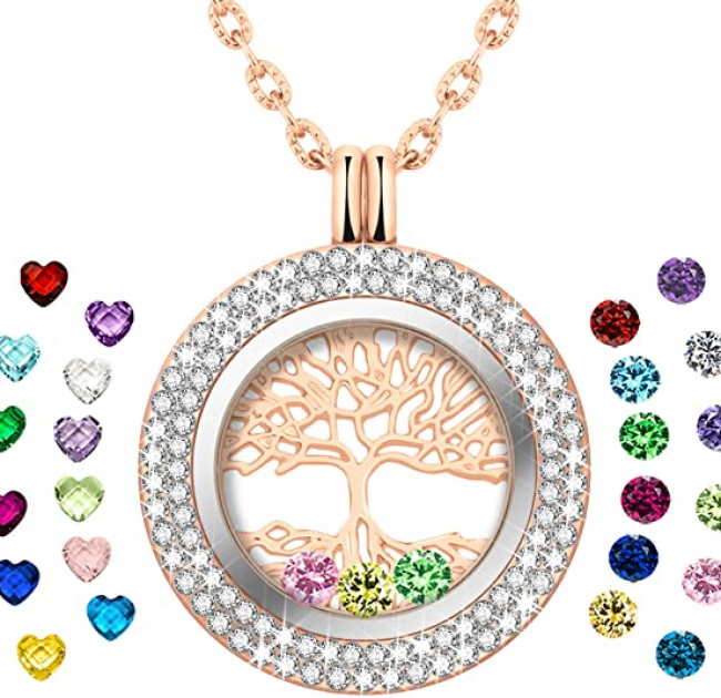 Tree of Life Necklace for Moms
